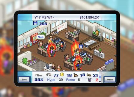 Game Dev Story, dirigiendo nuestro propio estudio de desarrollo de videojuegos: La app de la semana
