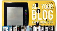 Una retro-historia de amor, la ética del diseño y cómo limpiar una Game Boy Color. All Your Blog Are Belong To Us (CCLXXIV)