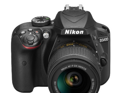 Nikon D3400, nueva réflex de inicio con conexión inalámbrica como gran novedad