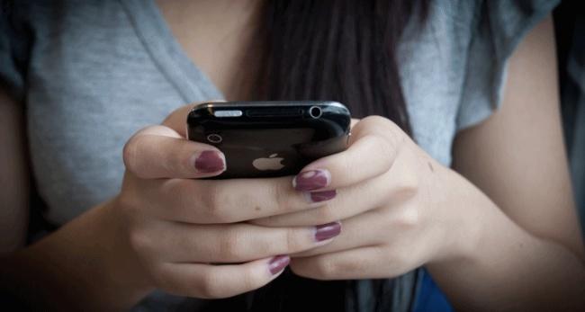 mensajeria instantanea iphone
