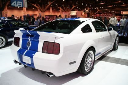 2007 Shelby Mustang GT500 Road And Track