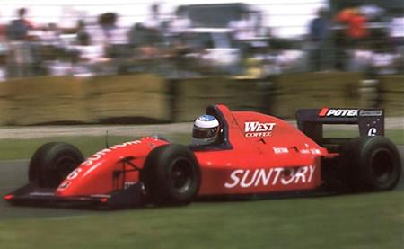 Cuando Michael Schumacher participó en la Fórmula 3000 en Japón