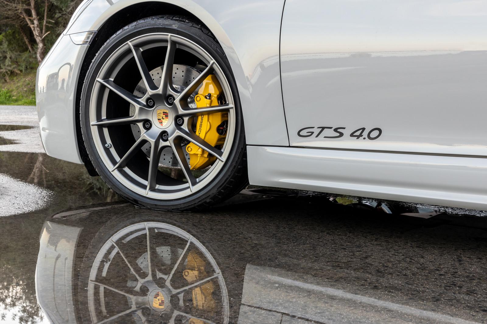 Foto de Porsche 718 Boxster GTS 4.0 (presentación) (88/88)