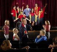 ¡Ya podemos escuchar 'Bad Romance' versionado por los actores de 'Glee'!