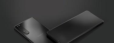 Sony Xperia 1 II: un gama alta con pantalla 4K, batería generosa y jack de auriculares