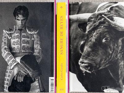 'Sangre de Reyes', nuevo y reflexivo fotolibro de Carlos Cazalis sobre el mundo del toro y José Tomás