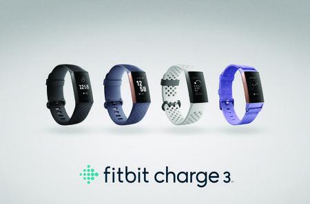 Fitbit Charge 3: una pantalla más grande y un dispositivo sumergible para el último lanzamiento de Fitbit