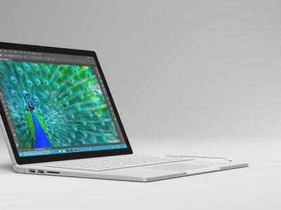 Microsoft renueva en su web el Surface Book que ahora llega con una gráfica renovada