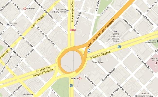 mapas google maps