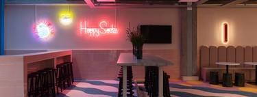 Espacios para trabajar: Happy Socks estrena nuevas (y coloridas) oficinas en Estocolmo