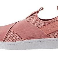 Por 44,90 euros podemos hacernos con las  zapatillas Adidas Originals Superstar Slip-on en Zalando tras un 50% de descuento