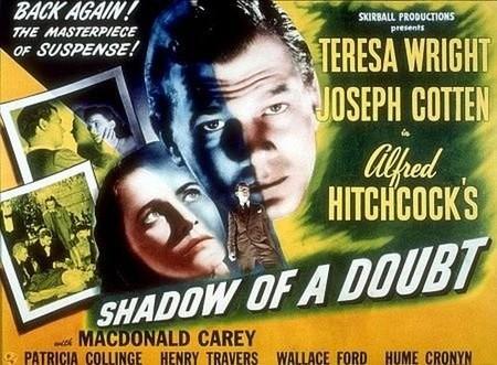 Alfred Hitchcock: 'La sombra de una duda', la lógica