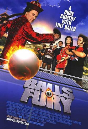 Nuevo póster de 'Balls of Fury'
