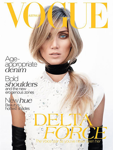 Vogue Australia Trendencias Belleza