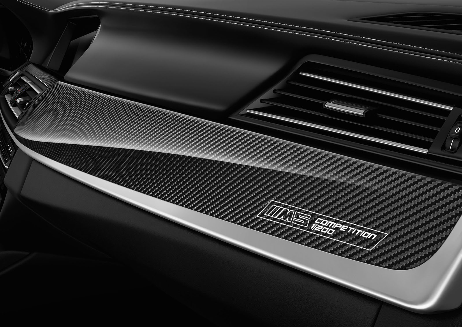 Foto de BMW M5 Competition Edition (1/6)
