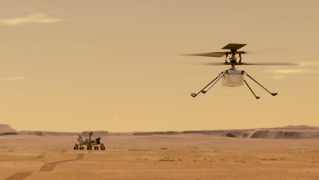Un trozo de Wright Flyer I volará en Marte, la NASA colocó parte del primer avión del mundo en su helicóptero Ingenuity