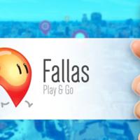 Fallas Play&Go, la versión fallera de Pokémon Go