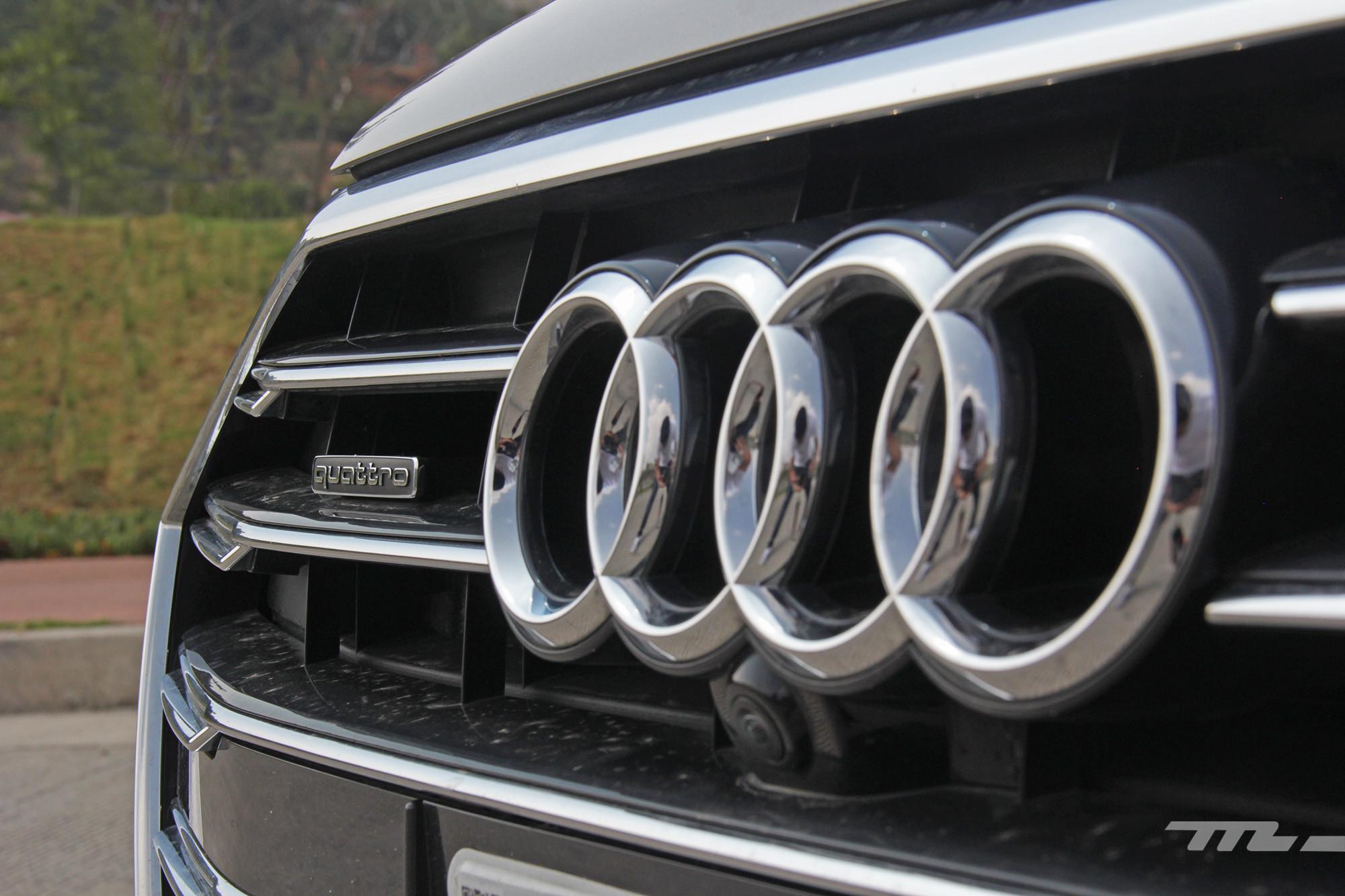 Foto de Audi A8 55 TFSI (10/22)