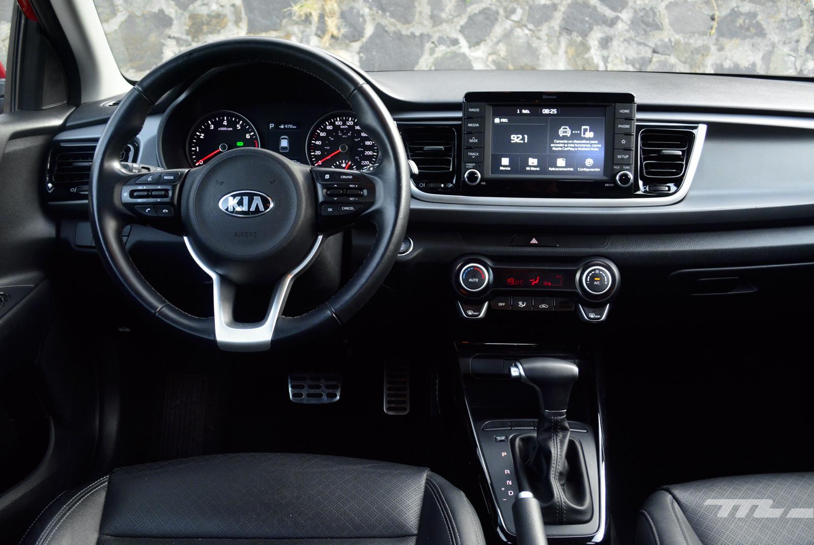Foto de SEAT Ibiza vs. Suzuki Swift vs. KIA Rio vs. Mazda2 (comparativa) (8/20)