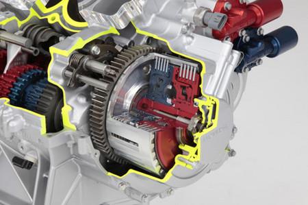 DCT, Honda trae a la moto la transmisión automática con doble embrague