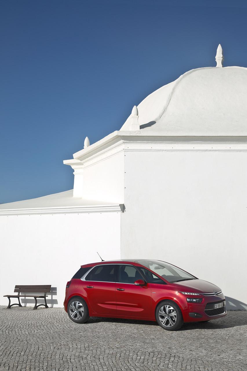 Foto de Citroën C4 Picasso y Grand C4 Picasso (59/152)