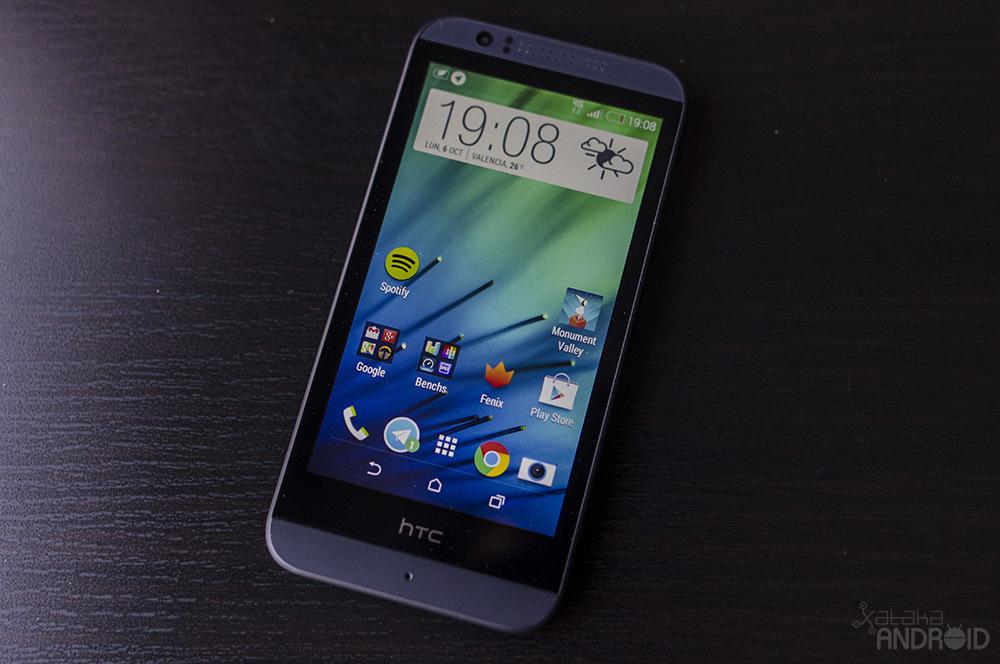 Foto de HTC Desire 510, diseño (2/22)