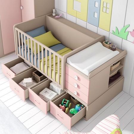 Dormitorio Sirenita