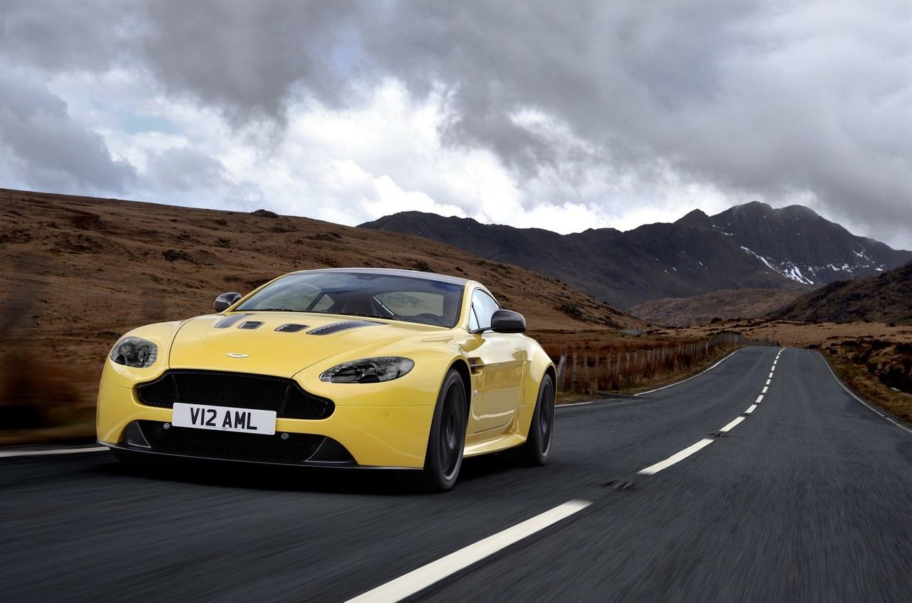 Foto de Aston Martin V12 Vantage S (10/34)