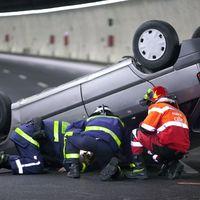 Las primeras cifras de siniestralidad vial de 2019 dejan 1.098 muertos en las carreteras, un dato histórico a la baja