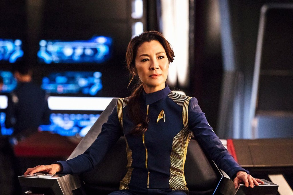 'Star Trek: Discovery' will have a spin-off starring Michelle Yeoh