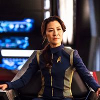 'Star Trek: Discovery' tendrá un spin-off protagonizado por Michelle Yeoh