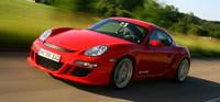 Porsche Cayman completamente eléctrico