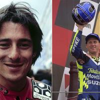 Kenny Roberts Jr y Marco Lucchineli serán nombrados MotoGP Legends este mismo año