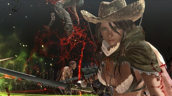 Foto de Onechanbara Z2: Chaos  para Steam (10/42)