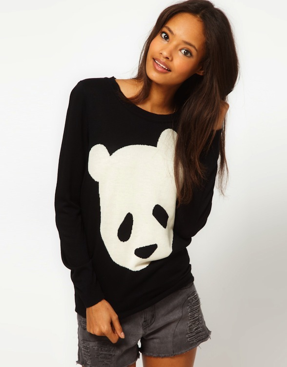 asos panda
