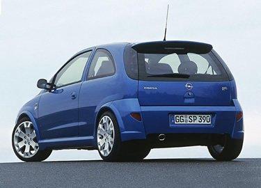 Opel Corsa Sport 2.0 Turbo