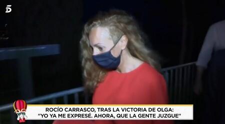 Rocio Carrasco Socialite