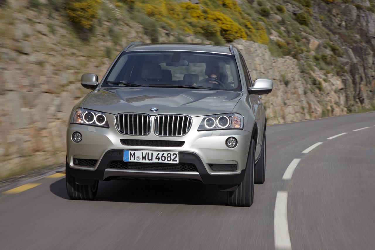 Foto de BMW X3 2011 (52/128)