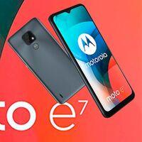 Si buscas un smartphone por debajo de los 100 euros este Moto E7 de Motorola cuesta mucho menos en Amazon