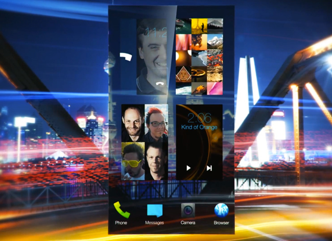 Sailfish OS de Jolla