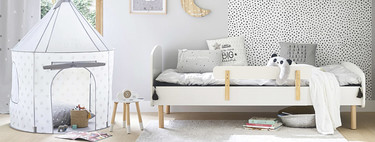 Aprovecha el verano para refrescar el dormitorio de los niños con las novedades de temporada de Maisons du Monde