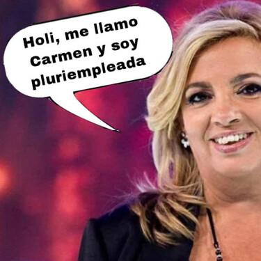 El nuevo curro de Carmen Borrego con el que conseguirá rescatar su preocupante situación económica