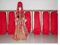 Exposición de Christian Lacroix en el Museo de la Moda y del Textil de París