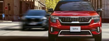 El KIA Seltos 2022 ya tiene precio en México: el SUV más vendido ajusta gama y estrena logo