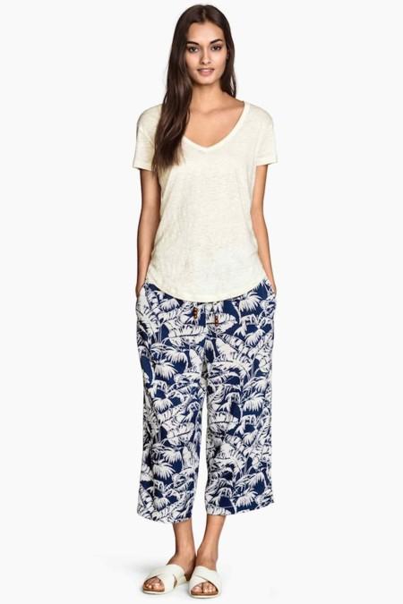 Pantalones Culotte Hym