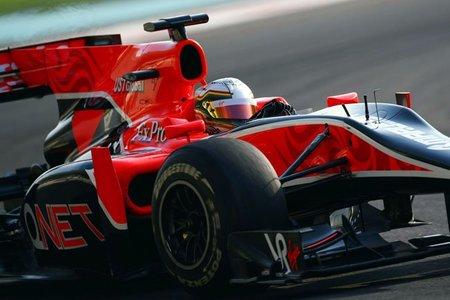 Marussia estará presente en el Circuit de Catalunya la próxima semana