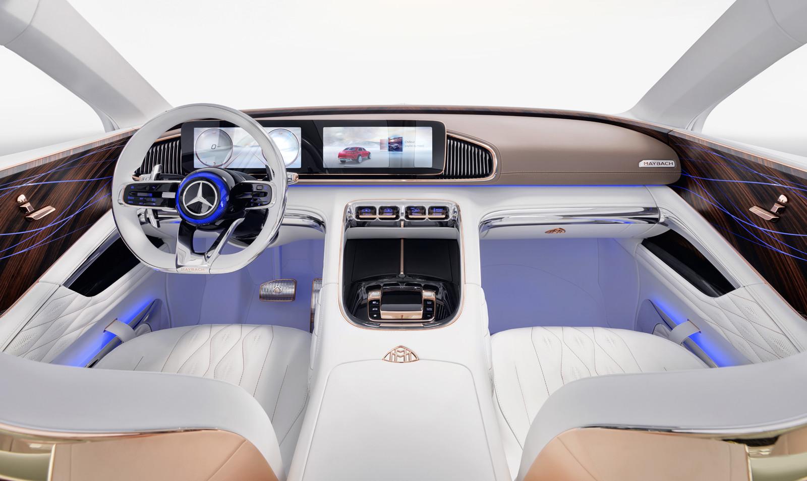 Foto de Mercedes-Maybach Ultimate Luxury Concept (13/18)