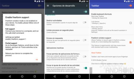 Freeform Android