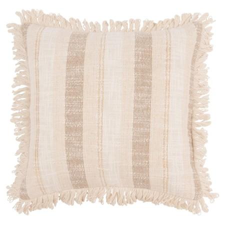 Funda De Cojin De Algodon De Color Crudo Y Marron 40x40 1000 3 25 195554 1Funda de cojín de algodón de color crudo y marrón 40x40