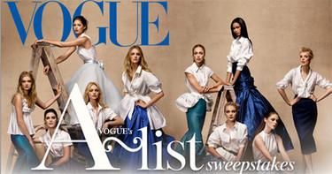 Las diez mejores top models del momento...